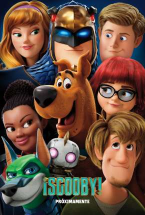 Filme Scooby! - O Filme 2020 Torrent