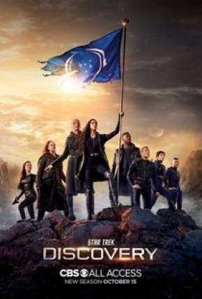 Star Trek - Discovery - 3ª Temporada Séries Torrent Download completo