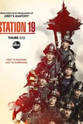 Station 19 - 4ª Temporada Séries Torrent Download completo