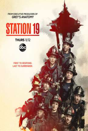 Station 19 - 4ª Temporada Legendada Séries Torrent Download completo
