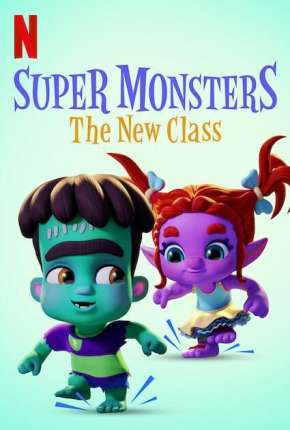 Super Monsters - The New Class Filmes Torrent Download completo