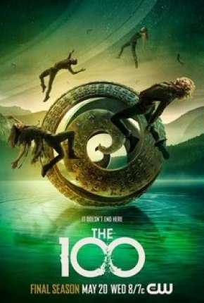 The 100 - 7ª Temporada Séries Torrent Download completo