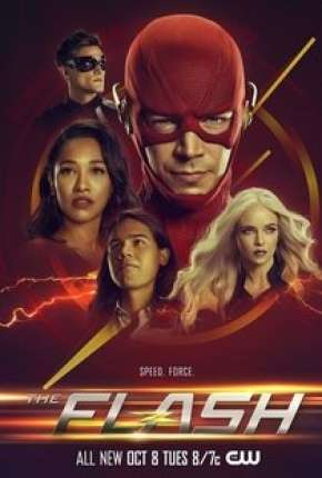 The Flash - 6ª Temporada Completa Séries Torrent Download completo
