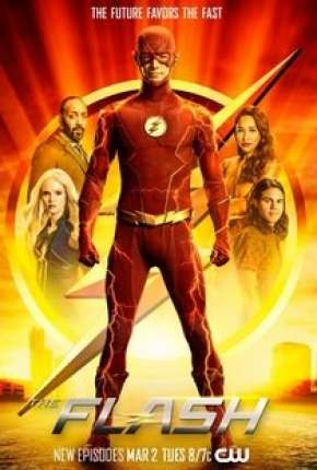 The Flash - 7ª Temporada Legendada Séries Torrent Download completo