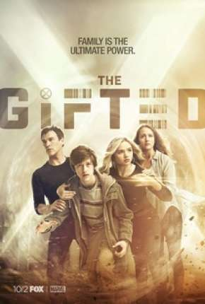 The Gifted - Os Mutantes - 1ª Temporada Séries Torrent Download completo