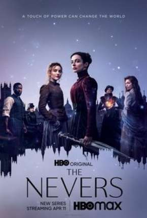 The Nevers - 1ª Temporada Séries Torrent Download completo