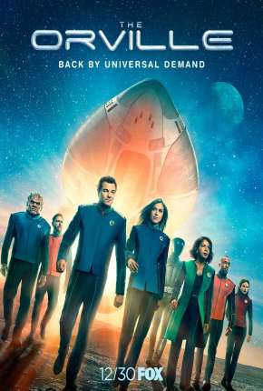 The Orville - 2ª Temporada Séries Torrent Download completo