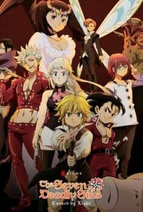 The Seven Deadly Sins Cursed by Light Filmes Torrent Download completo