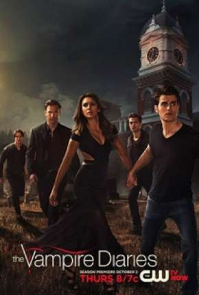 Torrent Série The Vampire Diaries - 6ª Temporada 2014 Dublada 720p BluRay HD completo