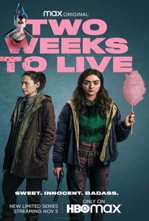 Two Weeks To Live - 1ª Temporada Completa Séries Torrent Download completo