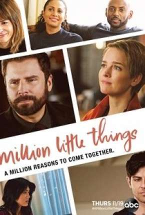 Um Milhão de Coisas - A Million Little Things - 3ª Temporada Legendada Séries Torrent Download completo