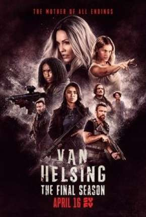 Van Helsing - 5ª Temporada Completa Legendada Séries Torrent Download completo