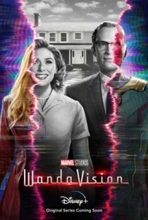 WandaVision - 1ª Temporada Séries Torrent Download completo