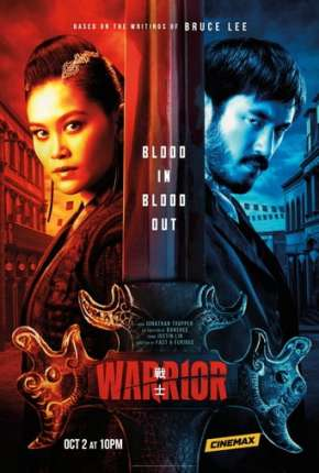 Warrior - 2ª Temporada Legendada Séries Torrent Download completo