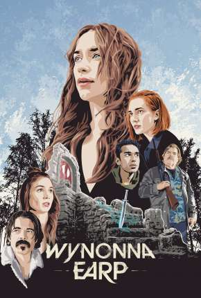 Wynonna Earp - 4ª Temporada Legendada Séries Torrent Download completo