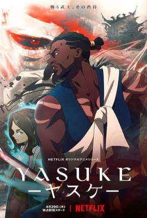 Yasuke - 1ª Temporada Desenhos Torrent Download completo