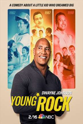 Young Rock - 1ª Temporada Legendada Séries Torrent Download completo