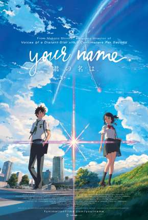 Your Name. Filmes Torrent Download completo